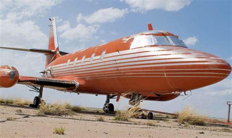Elvisa Preslija privāto lidmašīnu pārdod par negaidīti ...