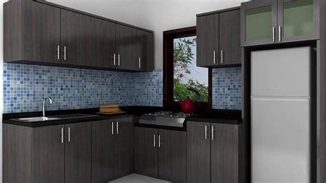 desain dapur minimalis modern sederhana mewah terbaru