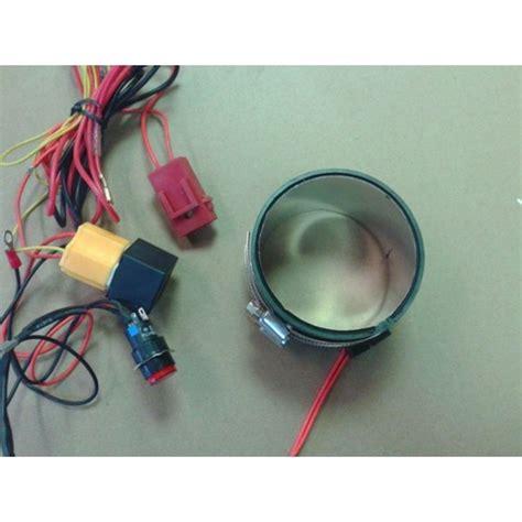 Motora priekšapsilde, priekšsildītājs, degvielas filtra ...