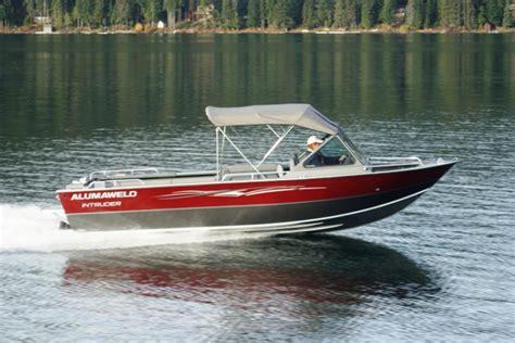 Alumaweld Boat Windshield by Research Alumaweld Boats Intruder Inboard 22 V8 On