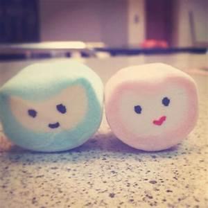 Cute marshmallow #cute #sweet #faces | Stuff | Pinterest ...