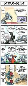The world's strongest Dragon is Kyurem. | Pokemon Comedy ...