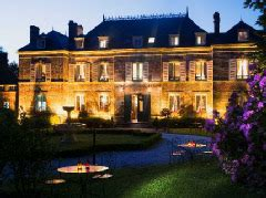 Chateau le Bruyeres Hotel Normandy Nights in the Past