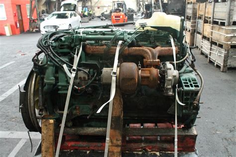 volvo db fe engine hp   stock