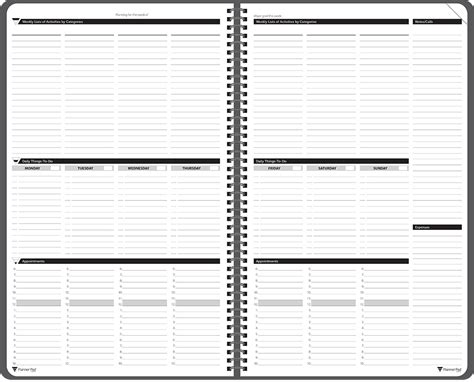 pad template planner pad template budget template free