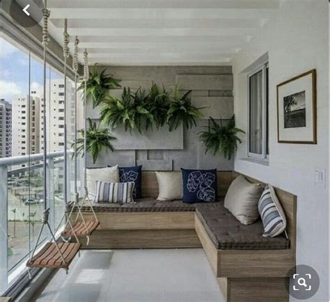Apartment patio decor image by Heba Kamel on Home in 2020