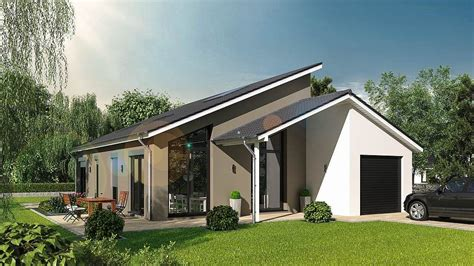 Modernen Bungalow Bauen by Bungalow Typ Bungalow 40 3 Haus In 2019 Haus Bauen