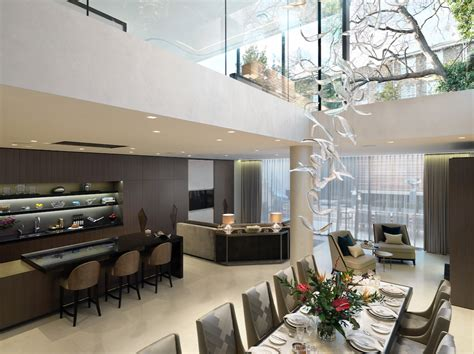 Design Of London's $35m 'ashberg House' Is Inspired By