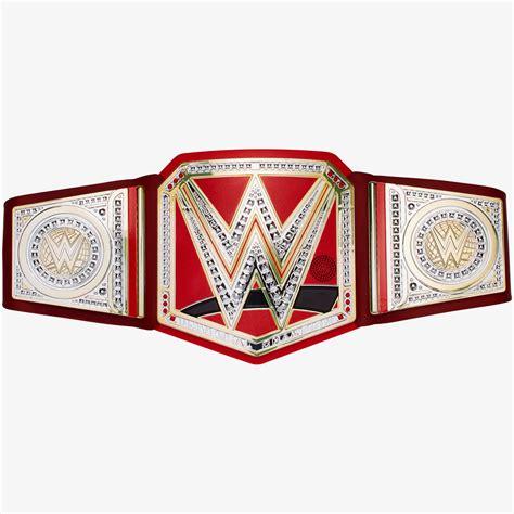 Universal Toy WWE Championship Belt