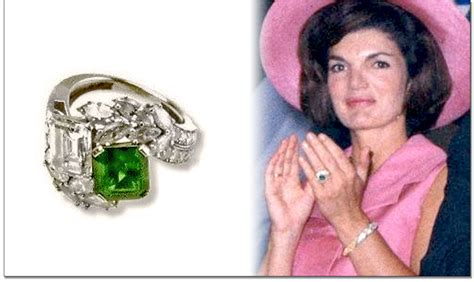 style icon jacqueline kennedy onassis timeless wedding bands