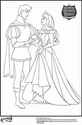 Prince Coloring Pages Aurora Princess Disney Philip Phillip Beauty Sleeping Snow Princesses Pinkalicious Cinderella Drawings Colors Sheets Teamcolors Print Charming sketch template