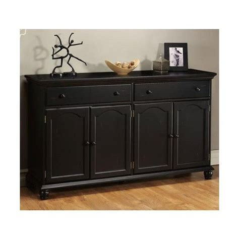 Buffet Furniture Canada by Harwick Black Credenza Sideboard Buffet Home Sweet Home