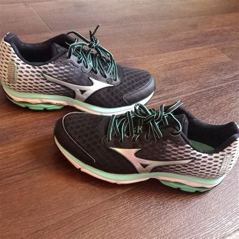 Mizuno Wave Rider 18 Review The Style Files
