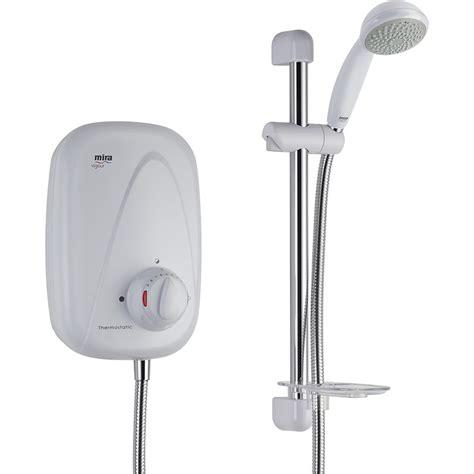 mira vigour thermostatic shower mira vigour power shower