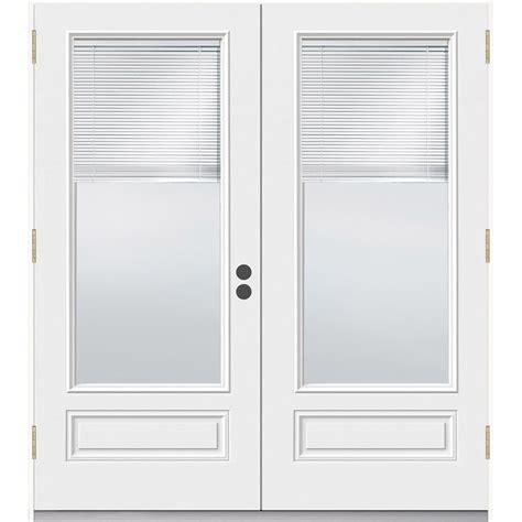 shop jeld wen 71 5 in blinds between the glass composite