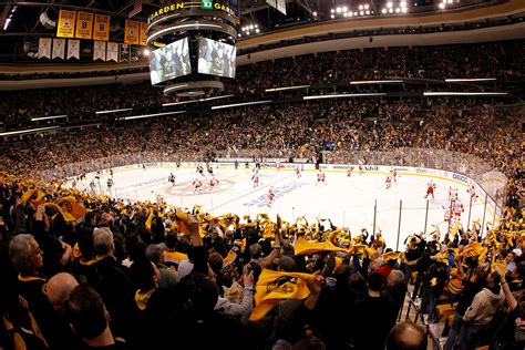 Bruins Open Home Season With A Day Game Against Ottawa