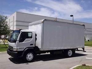 Ford Lcf 16ft Box Truck  2006    Van    Box Trucks
