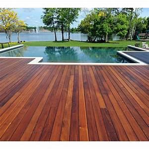 ipe decking boards With parquet exterieur pvc