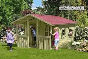 Gartenhaus Selber Planen : kinderspielhaus lisa fun aus holz gartenhaus holzhaus von ~ Michelbontemps.com Haus und Dekorationen
