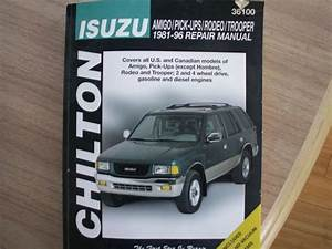 Find Chilton Isuzu 1981