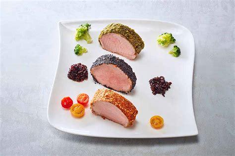 dressage en cuisine dressage d une assiette de médaillons de veau aux trois