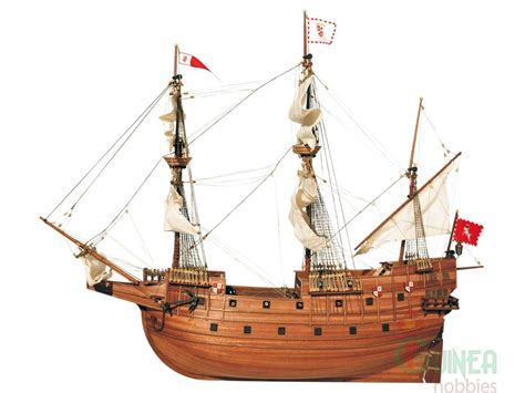 What S Boat In Spanish by San Martin Spanish Armada Flagship 1588 588 Mm Length
