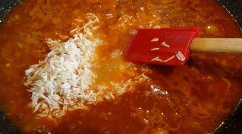 cuisine arabie saoudite recette du madghout riz à la tomate et aux épices arabie saoudite