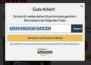 Amazon Gutschein Prüfen : wie du deine gutscheine einl sen kannst landingcube ~ Markanthonyermac.com Haus und Dekorationen