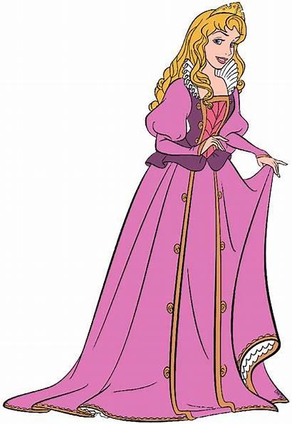 Aurora Sleeping Beauty Clip Disney Disneyclips Purple