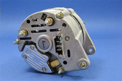 lucas a127 alternator lh