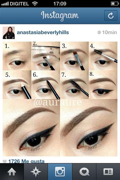 cejas  delineado maquillaje de ojos maquillaje  cejas