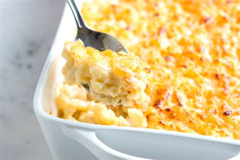 mac and cheese recipe with cottage cheese baked mac and cheese recipe