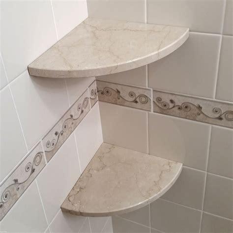 shower corner shelf gorgeous travertine corner shower shelf easy install