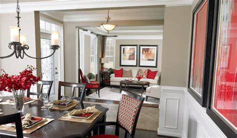 Warrenton Decor - dining room living room with accents richmond