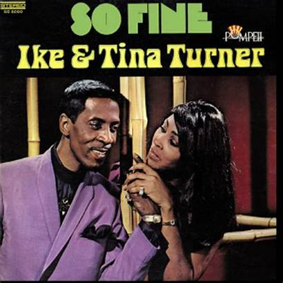 Ike Turner Tina Fine Mvd Entertainment Sheet