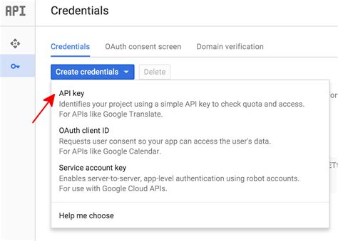 Using Api Keys  Documentation  Google Cloud