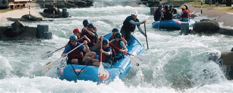 Whitewater Rafting - U.S. National Whitewater Center