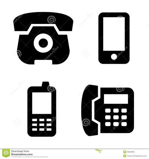 modern smartphone vector vector free phone icons set stock vector image of black center