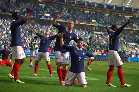 Fifa World Cup Russia Game Features Want