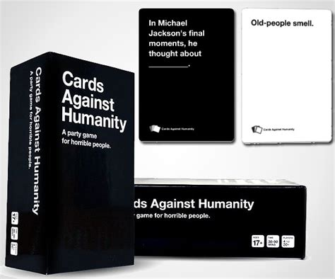 Cards Against Humanity  A Vicious Party Game
