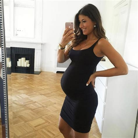 Mimi Ikonn preggo Style Mimi Ikonn Pregnant Black Dress London   Preggo Style Mimi   Pinterest ...