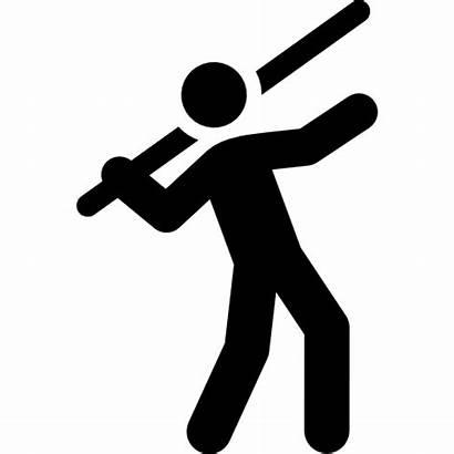 Icon Javelin Sports Stick Spear Athlete Throw