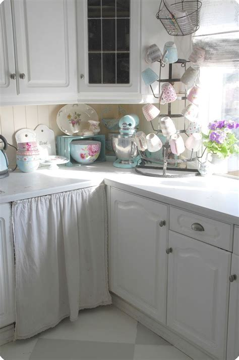 kitchen shabby chic accessories 17 best ideas about shabby chic kitchen on 5595