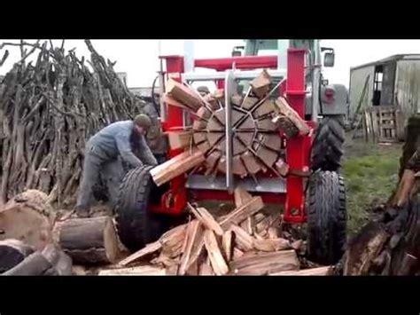 le en bois flotté machine incroyable pour couper le bois