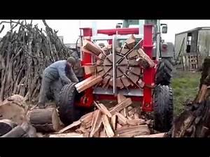 Outil Pour Fendre Le Bois : machine incroyable pour couper le bois youtube ~ Dailycaller-alerts.com Idées de Décoration