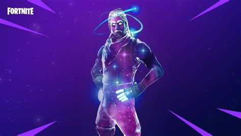 epic games reveals galaxy skin  fortnite android dbltap