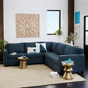 West elm sectional sofa bed homeeverydayentropycom for Sectional sofa bed west elm