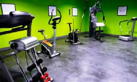 salle de fitness photo de  western hotel de la cite