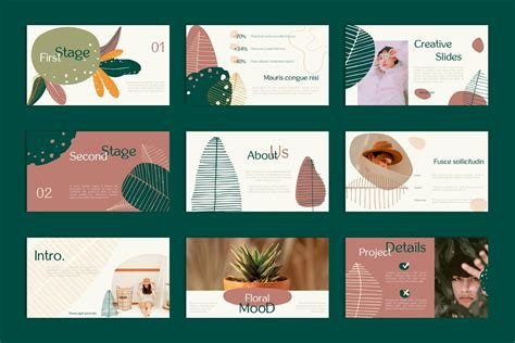 Work with the most accurate pdf to. 13.12 - PowerPoint Template di 2020 | Latar belakang, Desain