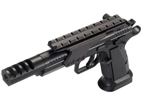 KWC Model 75 Competition C02 Blowback Airsoft Pistol ...